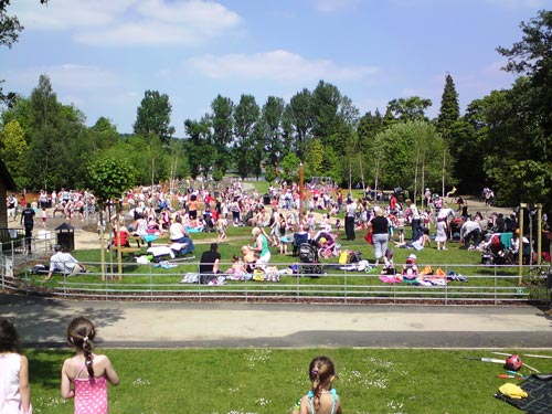 Millhouses park June 2010