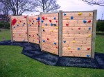 Climbing Wall Installation