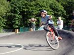 Kid's Cycleway - Going for it! 1