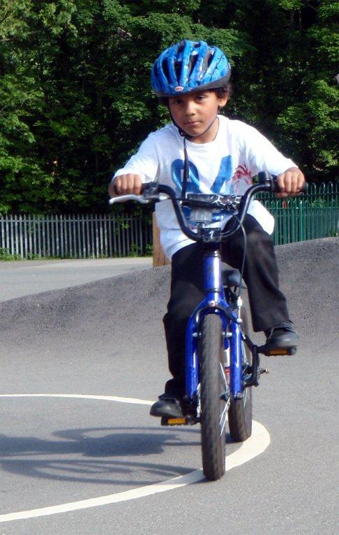 Kid's Cycleway - I can do this!