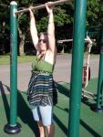 Outdoor Gym - Pull Ups 1