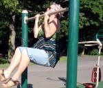 Outdoor Gym - Real Effort