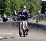 Kid's Cycleway - Up & Over