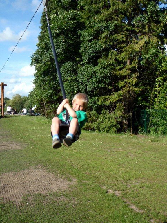 Zip Wire - WOW 2