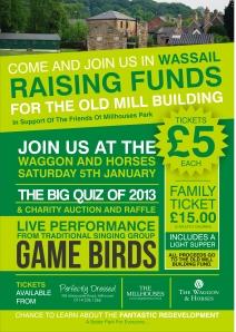 Wassail Poster