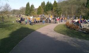 Playground Climbing Square